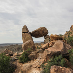 Balanced Rock Tour