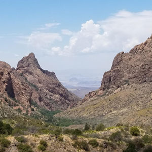 Big Bend Sights